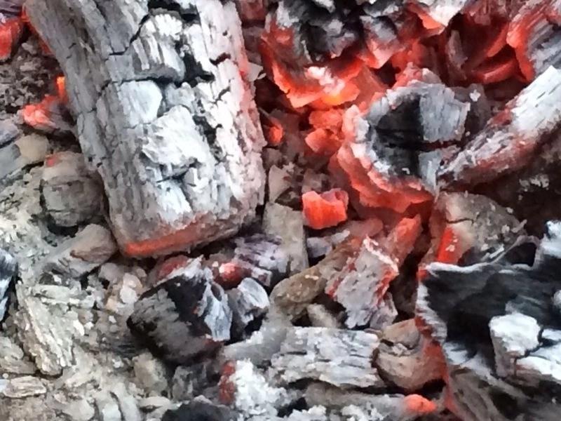 carbones para las brasas perfectas