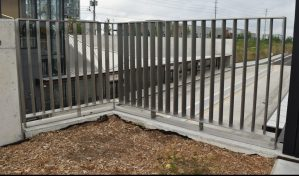 Stainless Steel Picket Rails