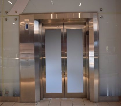 Elevator Surround Cladding