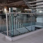 Glass Guardrails w/ Railings
