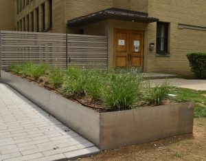 Stainless Steel Planter Boxes