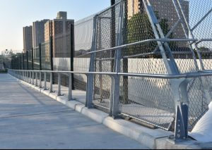 Stainless Steel Webnetting Fence