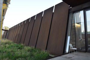 Decorative Weathering (Corten) Steel Panels