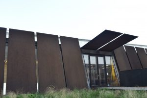 Decorative Weathering (Corten) Steel Panels