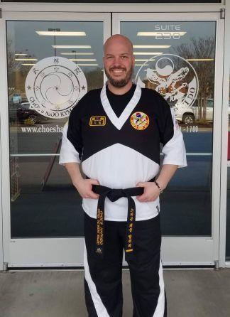 Karate Braselton GA Instructor Mallory