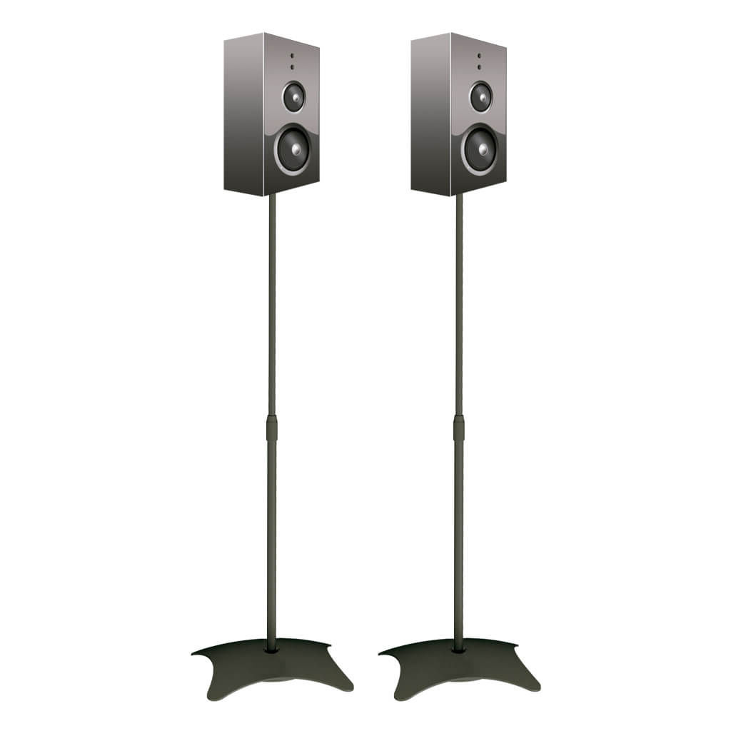 Speakers And Home Theater Pedestal