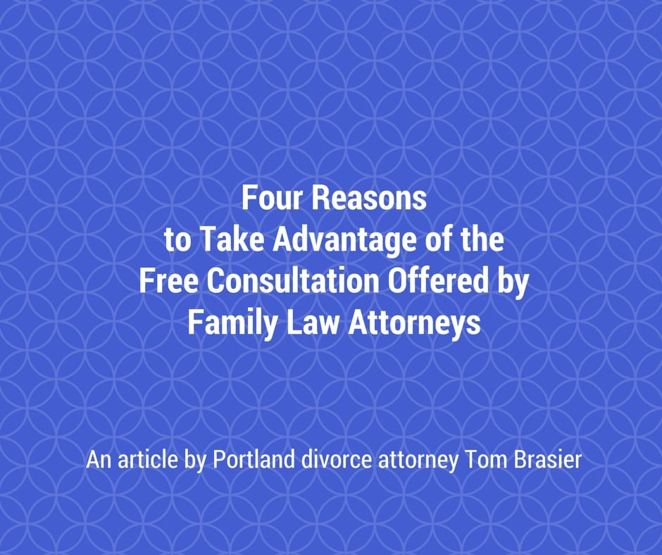 Why You Should Take Advantage of the Free Consultation With a Divorce Lawyer Before Hiring One