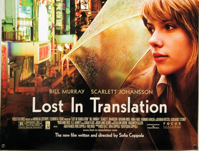 posteres de filmes e traduções em português