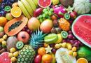 Aprender as frutas em inglês com exemplos