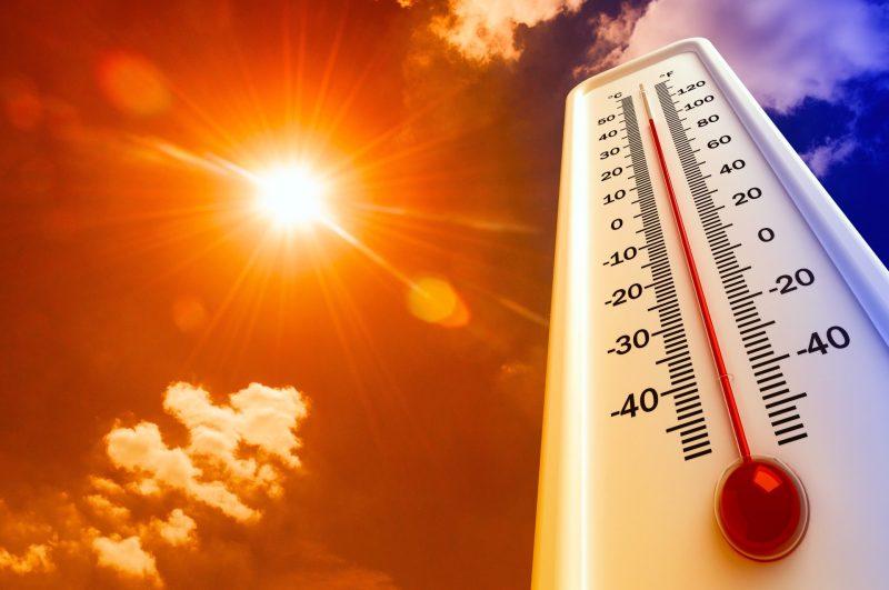 termometro medindo temperatura em ingles