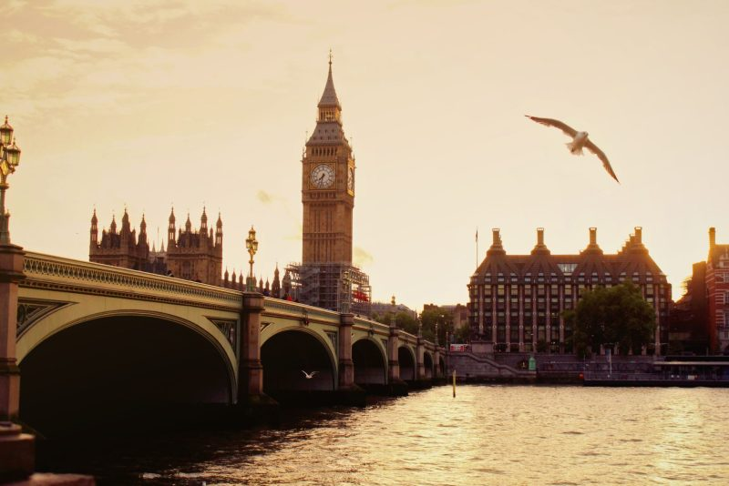 Intercâmbio na Inglaterra