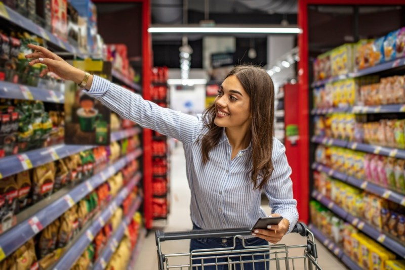 cart supermarket sections em ingles cambly post