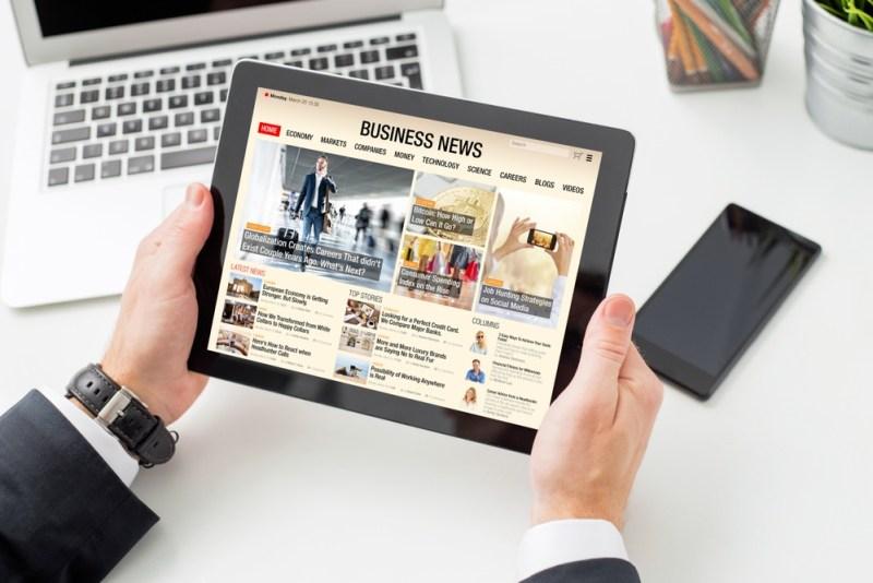 Melhores Sites de Noticias em Ingles
