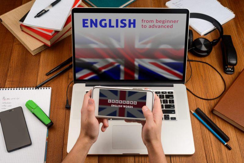 50 dicas para aprender ingles online