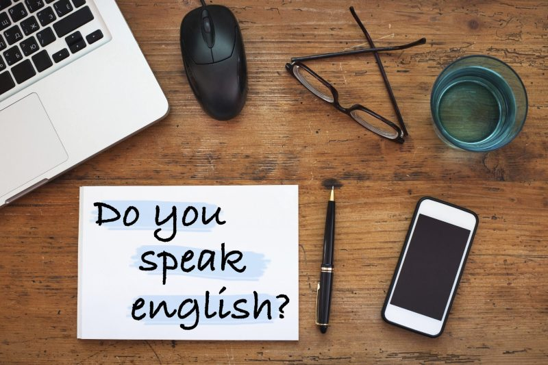 do you speak english Cambly App