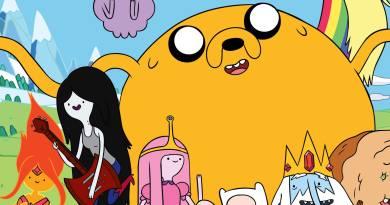 adventure time, um dos melhores cartoons para aprender inglês