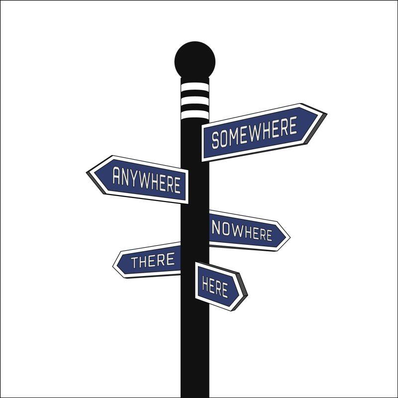 Adverbs of Place   Advérbios de lugar em inglês
