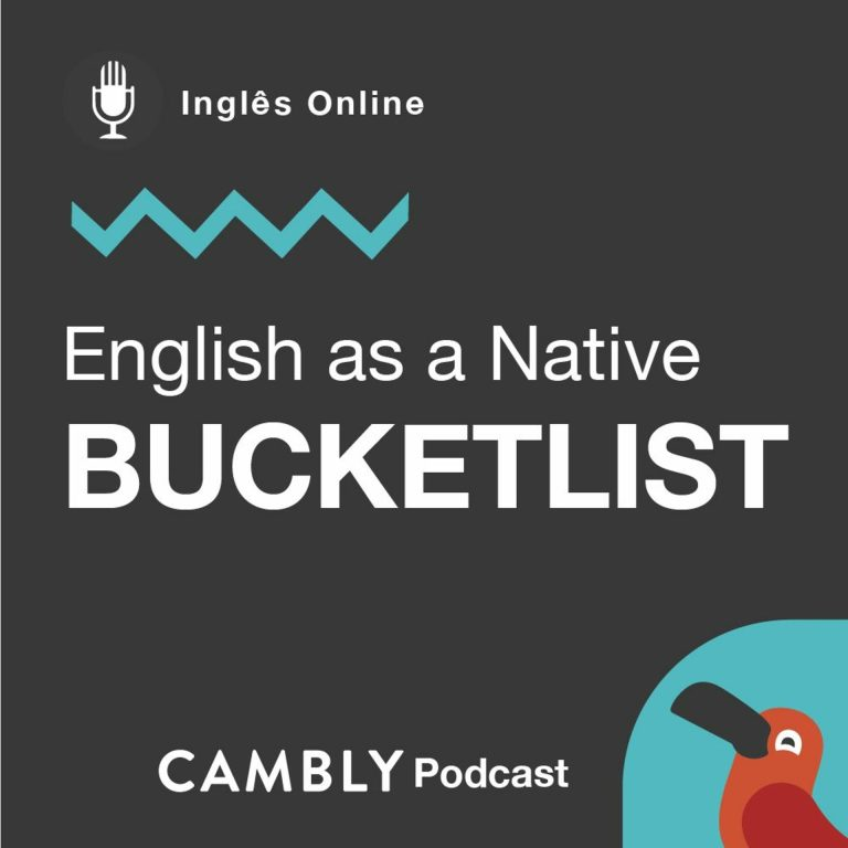 Ep. 191 – What's in your bucketlist? | English as a Native
