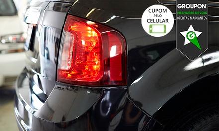 Wash Car – Shopping União Osasco: limpeza ecológica (opção de enceramento 3M, higienização de bancos e mais)