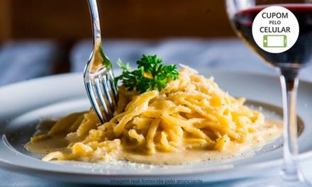Pina    Itaim Bibi:3 opções de prato principal para 1 ou 2 pessoas (opção com sobremesa)
