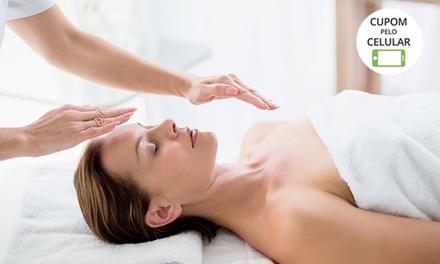 1, 2 ou 3 visitas de massagem terapêutica + reiki no Portal de Gaia – João Pinheiro