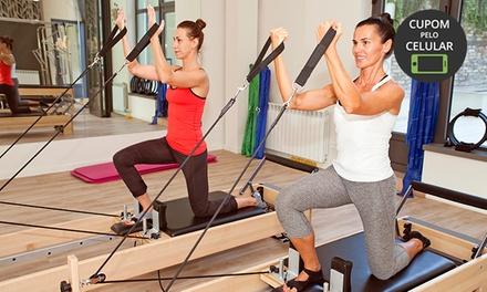 Espaço Santé – Icaraí: 1 ou 3 meses de pilates (2 ou 3 vezes por semana)