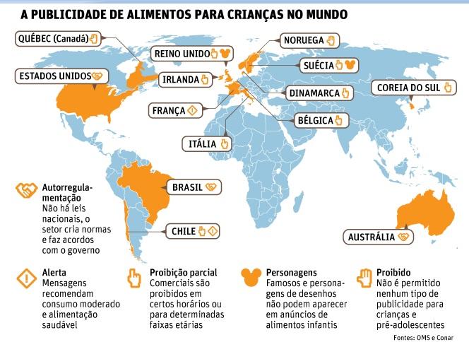 mapa publicidade