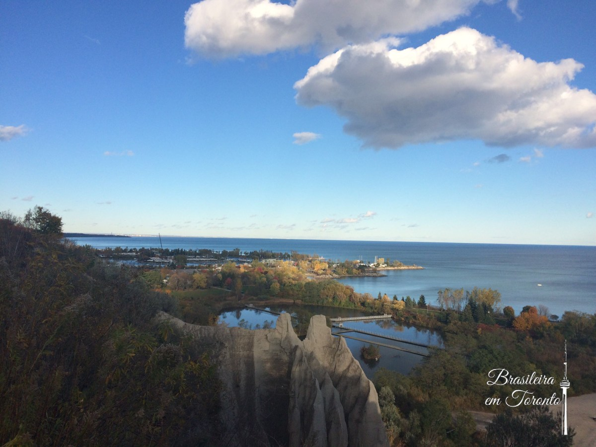 Scarborough Bluffs Park and Beach
