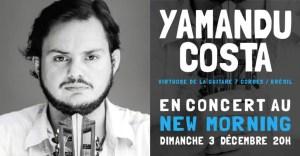 Yamandu Costa en concert à Paris - New Morning @ New Morning Paris | Paris | Île-de-France | France
