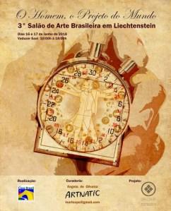 3°Salão de Arte Brasileira em Liechtenstein: O Homem, o Projeto do Mundo @ Vaduzer Saal   Vaduz   Vaduz   Liechtenstein