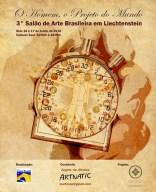 3°Salão de Arte Brasileira em Liechtenstein: O Homem, o Projeto do Mundo