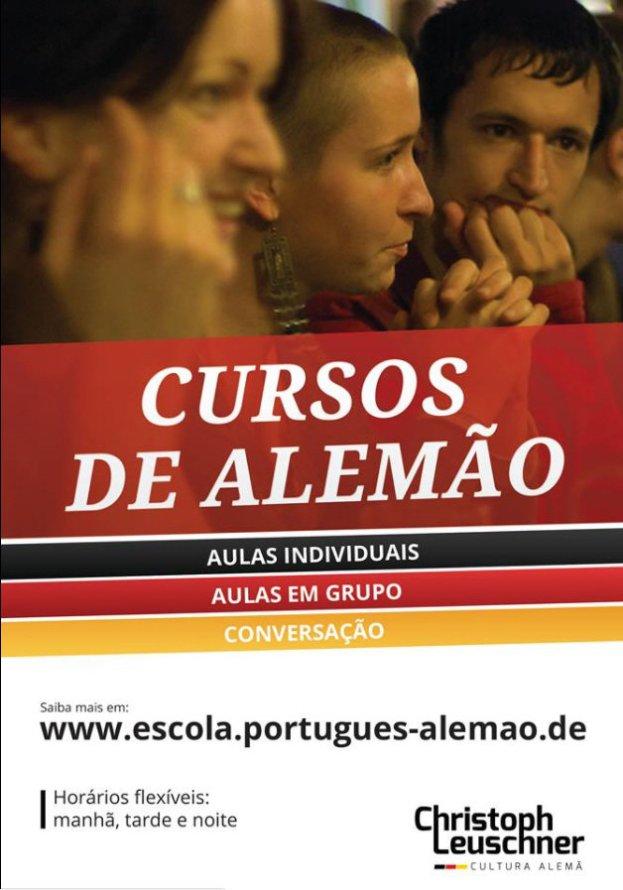 Curso de alemão para Brasileiros pelo Skype com Christoph Leuschner