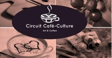 Exposição de arte Circuit Café-Culture 2018