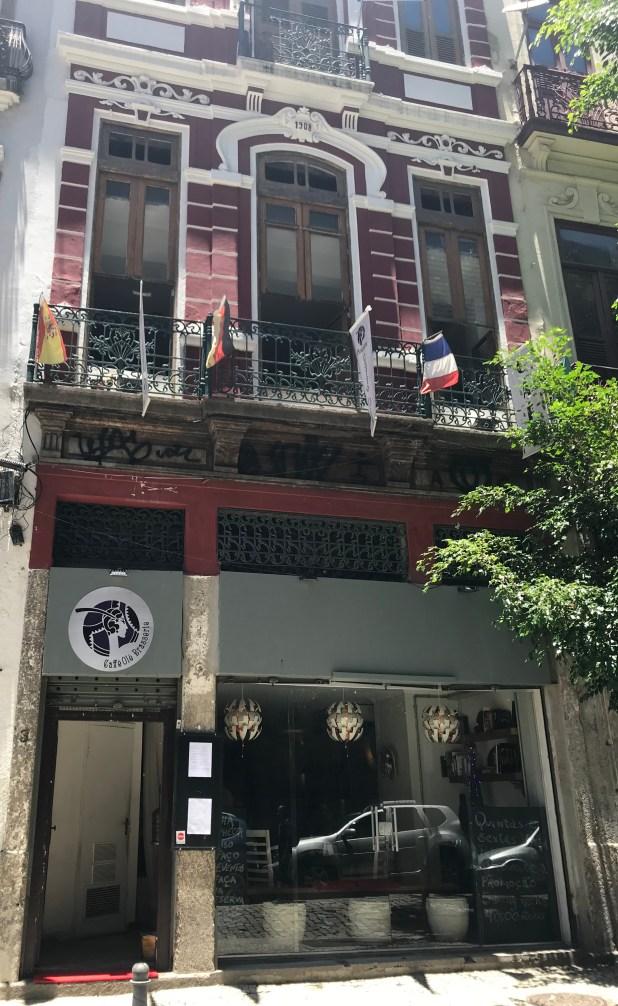 Brasserie Caffè Olé Rio de Janeiro