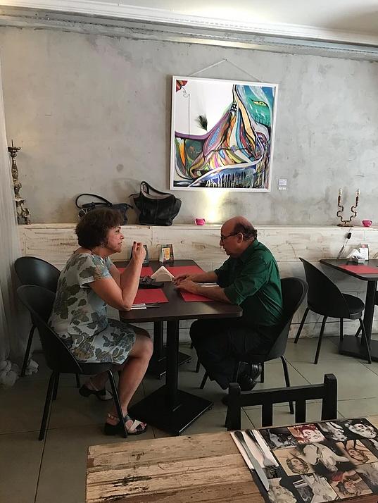 Circuit Café-Culture 2018 Rio de Janeiro