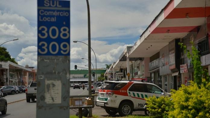 b2e2eeaef Comerciantes reclamam da falta de segurança na Asa Sul