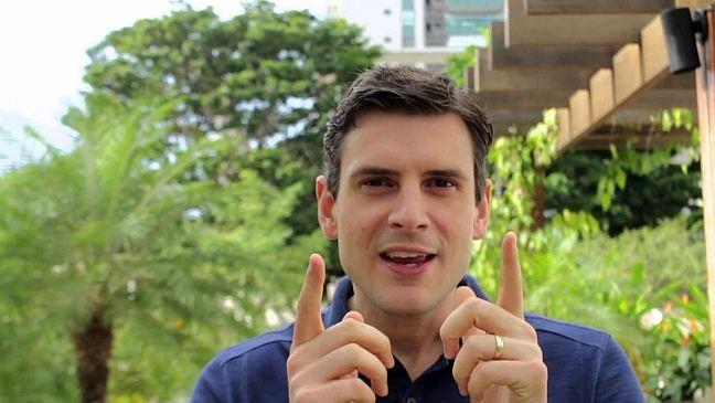Marcelo Hodge Crivella (Foto: Reprodução YouTube)