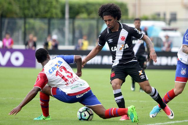 Vasco x Bahia - Foto: Paulo Fernandes/Vasco