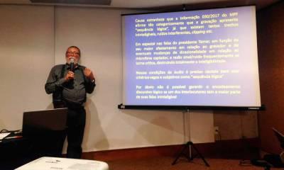 Gravação não seria aceita em 'situação normal', diz perito da defesa de Temer