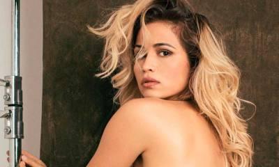 Nanda Costa posa nua em clique de fotógrafo das celebridades