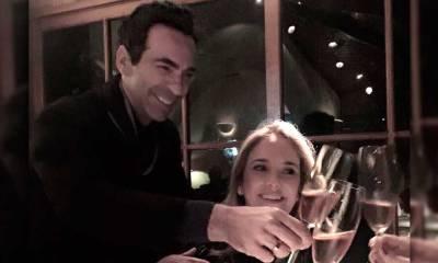 Ticiane Pinheiro e Cesar Tralli anunciam noivado