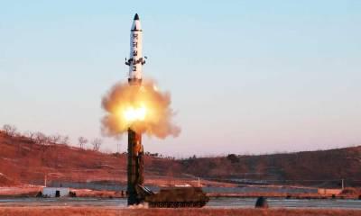 Coreia do Norte lança novo míssil no Mar do Japão