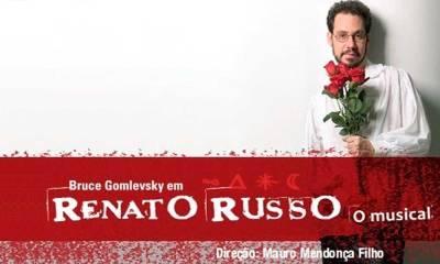 Renato Russo - O Musical no Museu Nacional da República. Grátis!