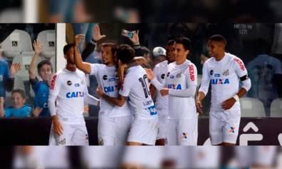 Em casa, Santos vence a Chapecoense