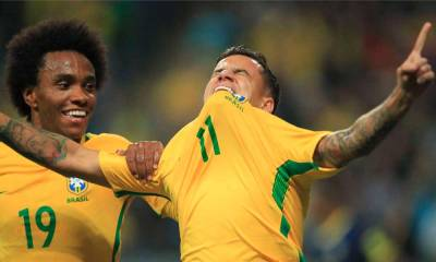 9 vitórias seguidas. Brasil vence Equador e segue na ponta