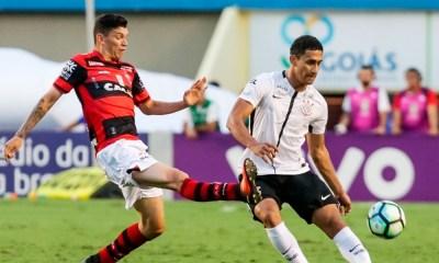 Nova zebra em Itaquera: lanterna Atlético-GO vence o líder Corinthians