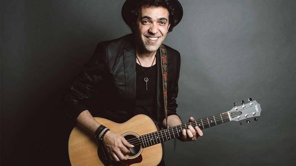 Paulinho Moska faz show gratuito em Brasília