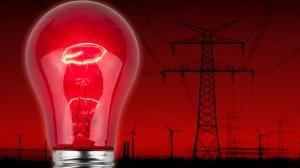 Aneel anuncia bandeira vermelha e taxa extra de R$ 3,50 nas contas de luz em outubro