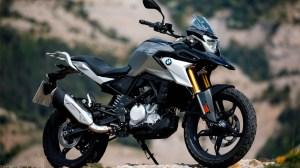 Nova trail BMW G 310 GS, chega ao Brasil em 2018