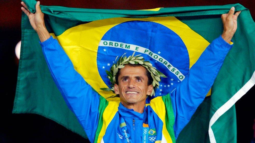 Caixa Wine Run terá presença de Vanderlei Cordeiro de Lima em Brasília